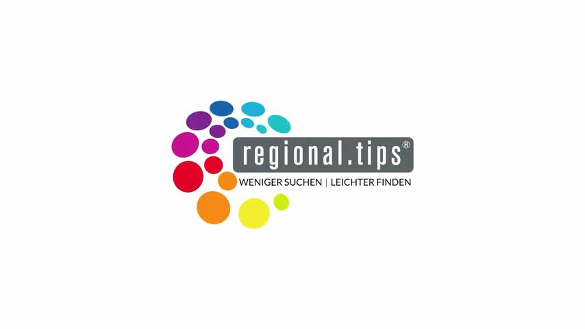 Erklärvideo die App Regional.tips
